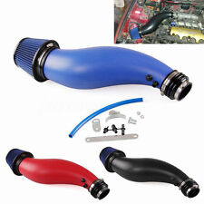 Air Intake Pipe Induction Filter Kit For Honda Civic B16 B18 EG DC2 92-00 Acura