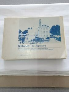Birdwood Old Blumberg G Young A Aeuckens A Green Paperback Book 1984