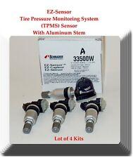 4 x TPMS Tire Pressure Monitoring System Sensor Fits:Cadillac Chevrolet
