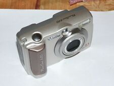 Canon PowerShot A20 2.0 MP Digitalkamera - METALLISCHES SILBER