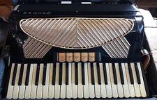 Hohner Verdi IV - Musette (großes Tremolo) - 4chörig - 120 Bässe - 41 Tasten