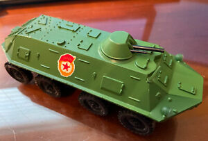 Bronetransporter BTR-60PB Model USSR and Russian Army Toy Vintage 1975