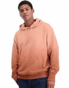 Champion Men's Hoodie Sweatshirt Powerblend Fleece Ombre Midweight Soft S-2XL