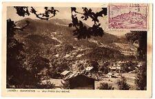 CPSM PF 74 - SAMOENS (Haute Savoie) - 26393. Au Pied du Bené
