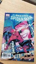 The Amazing Spider-Man # 54 / 495 Aug 2003 Dodson cover Romita Jr - VF+