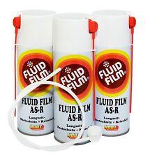 Hodt Fluid Film AS R 26,08€/L  Nas Spray+Düse 60cm 3 x400ml Hohlraumschutz