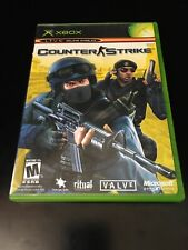 Counter-Strike (Microsoft Xbox, 2003) Black Label - Disc Is Mint Fast Shipping