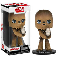 Funko Star Wars The Last Jedi Wobblers Chewbacca Figure NEW Toys Collectibles