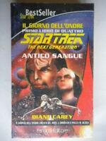 Star Trek Il giorno dell'onore 1 Antico sangueCarey DianeFanuccifantascienza
