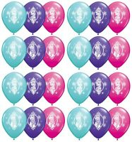 24CT Disney Frozen Elsa & Anna Latex Balloon Birthday ~Party Favor Supplies~~