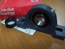 😉 NEW LINK BELT PILLOW BLOCK BALL BEARINGS P3W219E