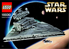 LEGO Star Wars Imperial Star Destroyer 2002 UCS 10030 New