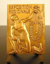 Medaglia esposizione regionale lavoro a ingrandire the work sc E Volpe medal