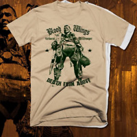 Airborne Paratrooper T-shirt 82nd division 101st Air assault Rangers military