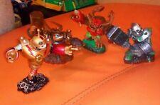 Skylanders  giants WALLOP TREEREX BOUNCER AND CRUSHER DISCOUNT 4 MULTIBUY