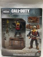 MEGA CONSTRUX CALL OF DUTY WWII WEAPON CRATE GCN92