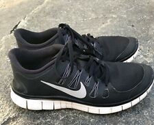 Nike Free 5.0 Sneaker Schwarz Gr. 40 UK 6 TOP!