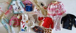 HUGE Lot of Custom Blythe Doll Clothes