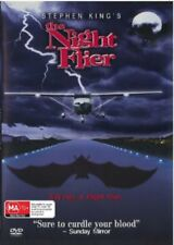 The Night Flier DVD Stephen King Brand New and Sealed All Regions