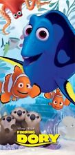 "Disney Pixar Dory & Nemo ""Under the Sea"" Licensed Beach Towel"