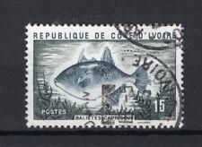 CÔTE D'IVOIRE Yt. 354° gestempeld 1973