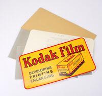 KODAK WINDOW DECAL FOR KODAK FILM, 11 INCHES LONG/cks/206059