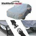 Full Car Cover Waterproof Breathable Sun UV Dust Rain Snow Resistant Protection  for sale