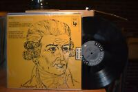 Bruno Walter Haydn Symphony No. 102 No. 96 Miracle LP Columbia 6 Eye ML 5059 MN