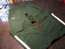 Nwt - Mens Under Armour Green Unlined Athletic Pants (Small)