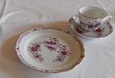 HUTSCHENREUTHER Maria Theresia Linderhof Indisch Purpur Kaffeetasse mit UT