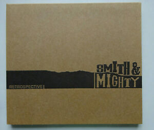 SMITH & MIGHTY Retrospective - !K7 Records Digipak CD (2004)
