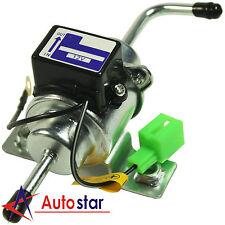 New Universal 12V Low Pressure Gas Diesel Electric Fuel Pump 1/4 Tubing 3-5 PSI