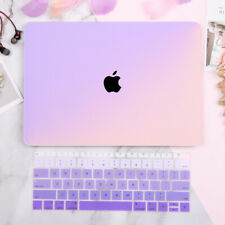 """Gradient Hard Shell Cover Case For Macbook Air 13 inch 2019 Pro Retina 11 12 15"""""""
