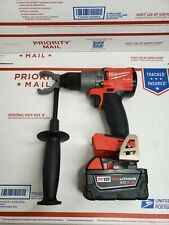 Milwaukee 2804-20 M18 Fuel Hammer Drill  w/ 5.0AH Battery