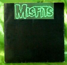 Punk Rock LP: Misfits - Vampirella - Blank Label - No Co. or # - Colored Vinyl