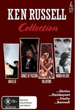 Ken Russell Collection (DVD, 2010, 4-Disc Set)