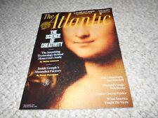 The Atlantic 2017 Science of Creativity