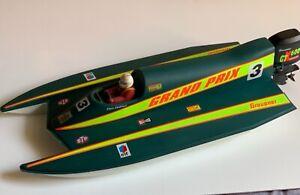 Bateau Graupner F1 modelisme