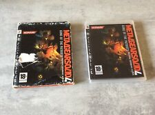 PS3 Metal Gear Solid 4 Guns Of The Patriots PLAYSTATION 3 SONY PAL FR COMPLET