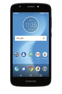 Cricket Wireless Motorola Moto e5 Cruise Prepaid Smartphone