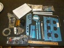 Big Lot of Misc. Airframe Parts (Estate Sale) Throttle Kit / Brackets / Knobs +