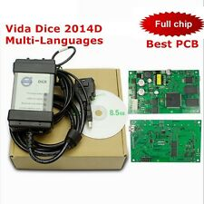 2014D For VOLVO VIDA DICE OBD2 Diagnostic Tool Full-Chip Version Multi-Language