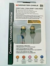 Monster HDMI Cable 8ft