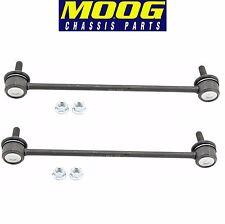Volvo S40 01-03 V40 01-04 Pair Set of 2 Front Stabilizer Sway Bar End Links Moog