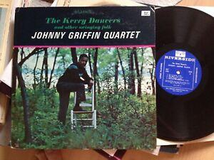 Johnny Griffin 4 The Kerry Dancers Riverside Original von 1962