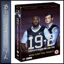 19-2 COMPLETE SERIES 1 & 2  *BRAND NEW DVD BOXSET***