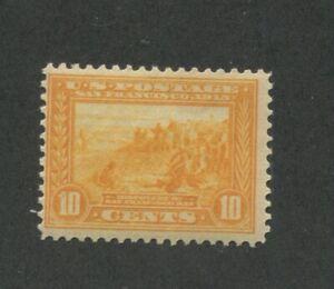1913 United States Postage Stamp #400 Mint Never Hinged Fine Original Gum