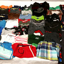 Huge Lot Boys Clothes Size 6X & 7-8 Childrens Kids Tops Pants Shorts Clothing