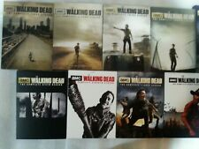 . Walking dead complete series DVD collection seasons 1-9