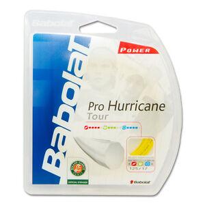 Babolat Pro Hurricane  Tour 12m (1,25mm) (Testsaite von der Rolle)